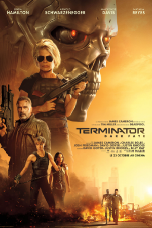 terminator dak ufate inflight movie
