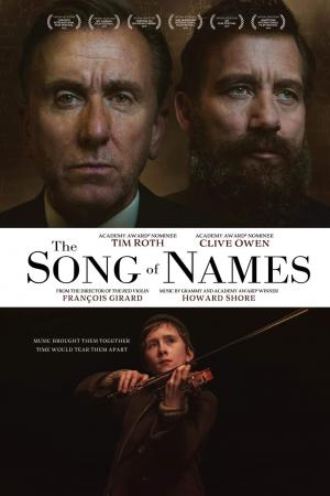 song of names inflight movie