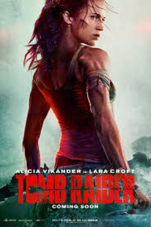 Tomb Raider movie picture