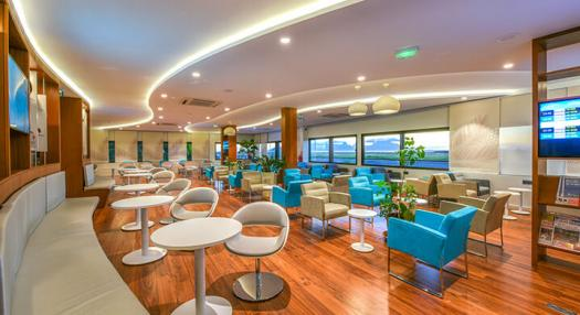 lounge air tahiti nui faaa airport
