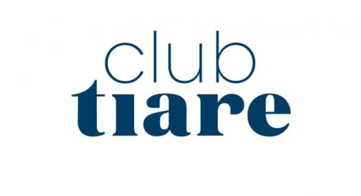 Club tiare corporate logo