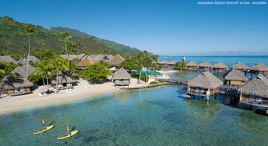 Discover The World - Discover the magical island of Moorea