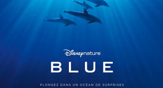 Film Blue sponsorisé par Air Tahiti Nui