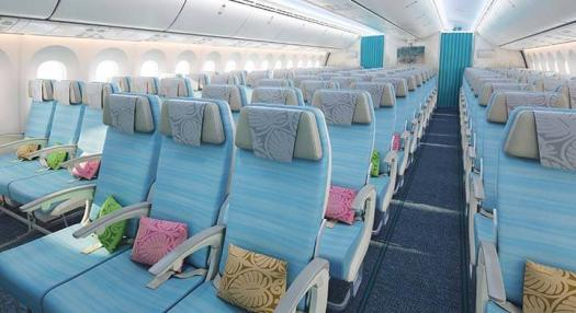 New Tahitian Dreamliners | Air Tahiti Nui