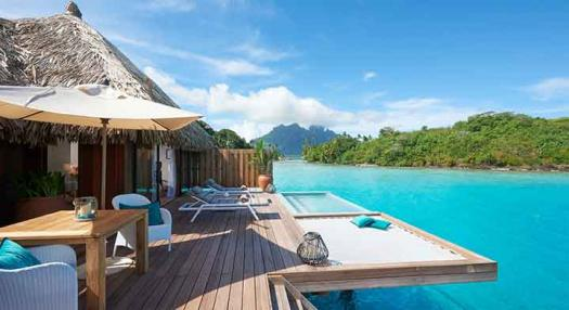 Over Water Bungalow