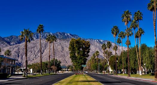 palm springs destination los angeles tahiti