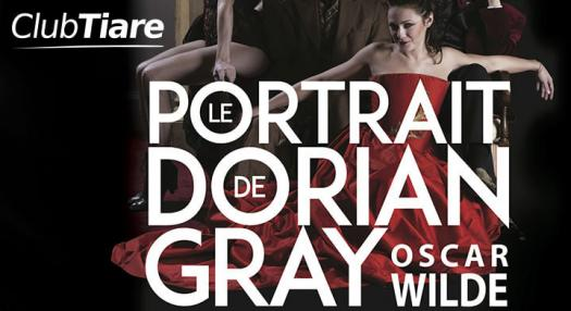 promotion le portrait de dorian gray