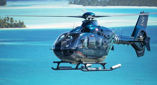 TNH - Tahiti Nui Helicopters