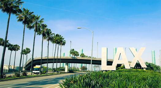 Los Angeles International Airport - A better way to connect to Air Tahiti Nui