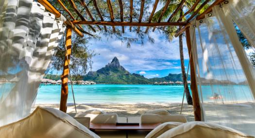 photo hotel of bora bora